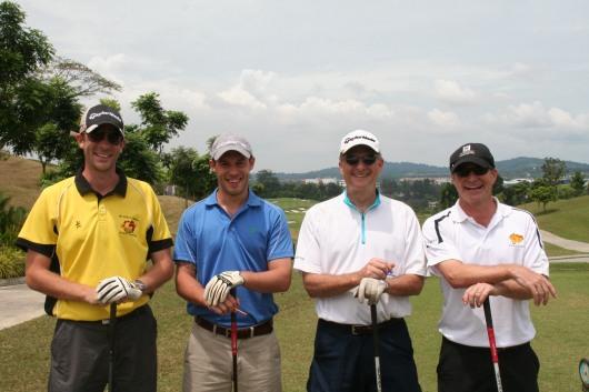 ISAC Golf 1