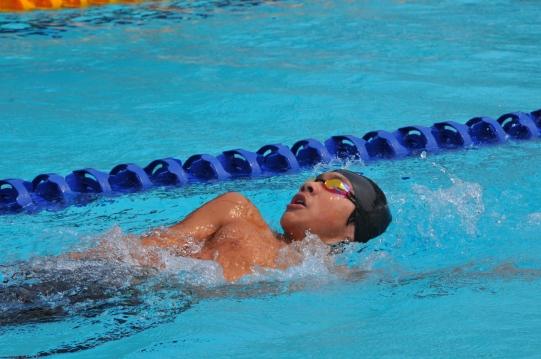 Seasac Swim 1