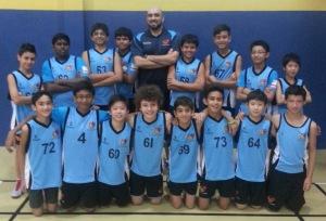 U13 Boys ISAC Feb 2014