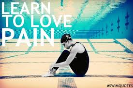 learn to love pain
