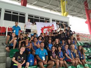 FOBISIA Swimming Champions