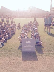 Primary FOBISIA 2015 pre athletics
