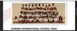 Primary FOBISIA Squad